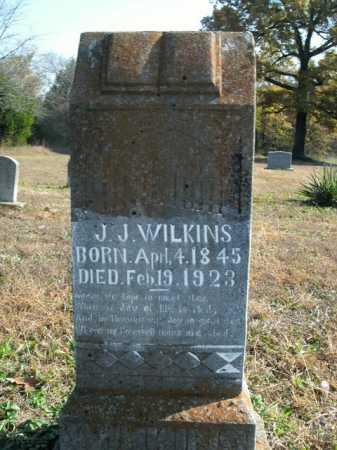 WILKINS, J. J. - Boone County, Arkansas | J. J. WILKINS - Arkansas Gravestone Photos