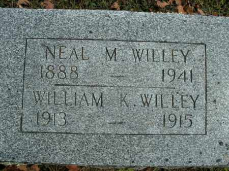 WILLEY, WILLIAM K. - Boone County, Arkansas | WILLIAM K. WILLEY - Arkansas Gravestone Photos
