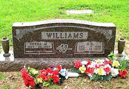 WILLIAM, J. C . - Boone County, Arkansas   J. C . WILLIAM - Arkansas Gravestone Photos