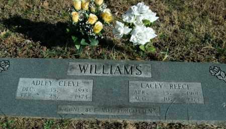 HARRIS WILLIAMS, LACEY - Boone County, Arkansas   LACEY HARRIS WILLIAMS - Arkansas Gravestone Photos