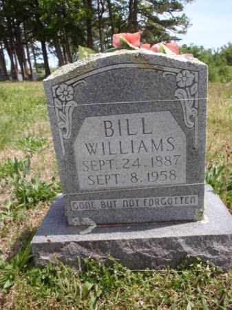 WILLIAMS, BILL - Boone County, Arkansas | BILL WILLIAMS - Arkansas Gravestone Photos