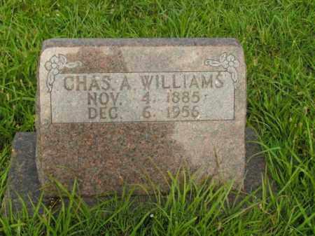 WILLIAMS, CHARLES A. - Boone County, Arkansas | CHARLES A. WILLIAMS - Arkansas Gravestone Photos