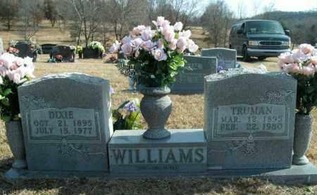 WILLIAMS, SAMUEL TRUMAN - Boone County, Arkansas | SAMUEL TRUMAN WILLIAMS - Arkansas Gravestone Photos