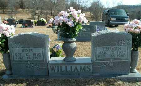 YOUNG WILLIAMS, DIXIE - Boone County, Arkansas | DIXIE YOUNG WILLIAMS - Arkansas Gravestone Photos