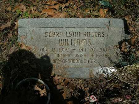 WILLIAMS, DEBRA LYNN - Boone County, Arkansas | DEBRA LYNN WILLIAMS - Arkansas Gravestone Photos