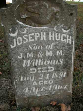WILLIAMS, JOSEPH HUGH - Boone County, Arkansas | JOSEPH HUGH WILLIAMS - Arkansas Gravestone Photos