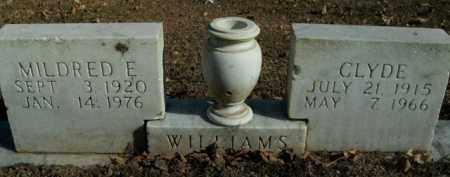 WILLIAMS, MILDRED E. - Boone County, Arkansas | MILDRED E. WILLIAMS - Arkansas Gravestone Photos