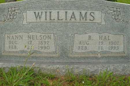 WILLIAMS, R. HAL - Boone County, Arkansas   R. HAL WILLIAMS - Arkansas Gravestone Photos