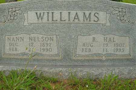WILLIAMS, R. HAL - Boone County, Arkansas | R. HAL WILLIAMS - Arkansas Gravestone Photos