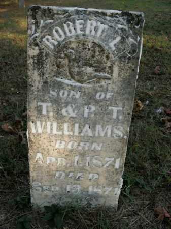 WILLIAMS, ROBERT L. - Boone County, Arkansas | ROBERT L. WILLIAMS - Arkansas Gravestone Photos
