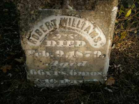 WILLIAMS, ROBERT - Boone County, Arkansas | ROBERT WILLIAMS - Arkansas Gravestone Photos