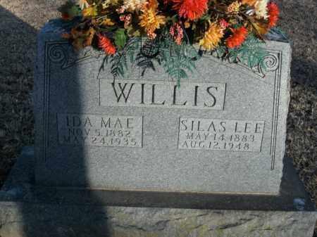 WILLIS, SILAS LEE - Boone County, Arkansas   SILAS LEE WILLIS - Arkansas Gravestone Photos