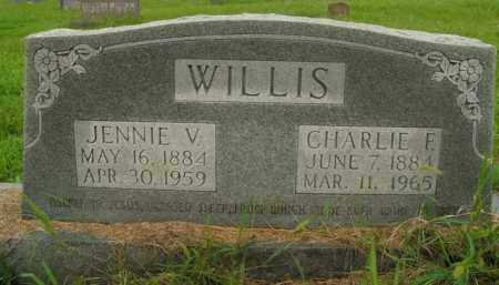 WILLIS, CHARLIE F. - Boone County, Arkansas | CHARLIE F. WILLIS - Arkansas Gravestone Photos