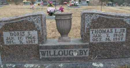 WILLOUGHBY, JR, THOMAS L. - Boone County, Arkansas | THOMAS L. WILLOUGHBY, JR - Arkansas Gravestone Photos