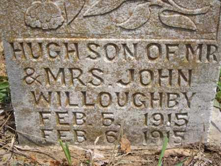 WILLOUGHBY, HUGH - Boone County, Arkansas | HUGH WILLOUGHBY - Arkansas Gravestone Photos