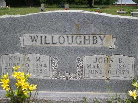 WILLOUGHBY, JOHN B. - Boone County, Arkansas | JOHN B. WILLOUGHBY - Arkansas Gravestone Photos