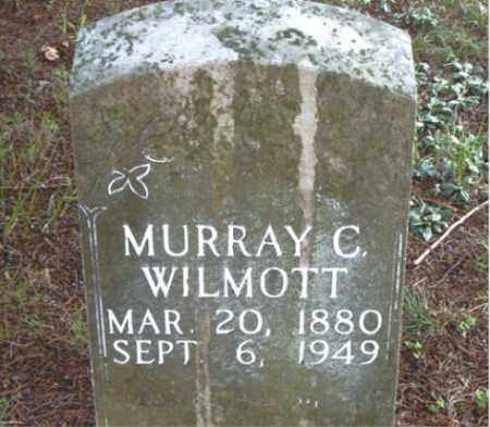 WILMOTT, MURRAY C. - Boone County, Arkansas | MURRAY C. WILMOTT - Arkansas Gravestone Photos
