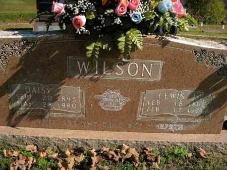WILSON, DAISY J. - Boone County, Arkansas   DAISY J. WILSON - Arkansas Gravestone Photos