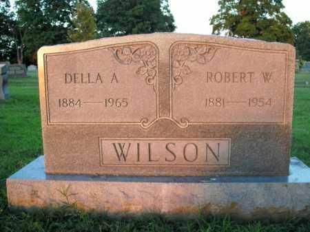 WILSON, ROBERT WILLIAM - Boone County, Arkansas | ROBERT WILLIAM WILSON - Arkansas Gravestone Photos