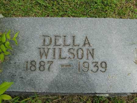 WILSON, DELLA - Boone County, Arkansas   DELLA WILSON - Arkansas Gravestone Photos