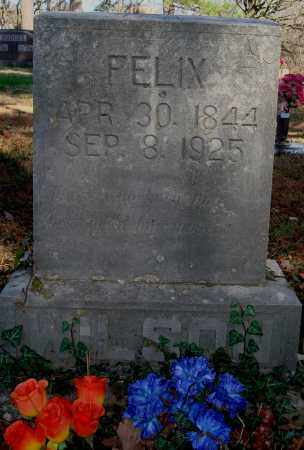 WILSON, FELIX - Boone County, Arkansas | FELIX WILSON - Arkansas Gravestone Photos