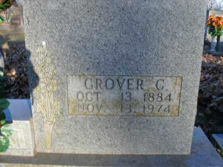 WILSON, GROVER C. - Boone County, Arkansas | GROVER C. WILSON - Arkansas Gravestone Photos