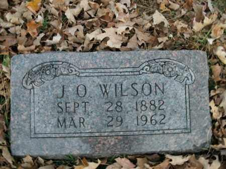 WILSON, JAMES OSCAR - Boone County, Arkansas | JAMES OSCAR WILSON - Arkansas Gravestone Photos
