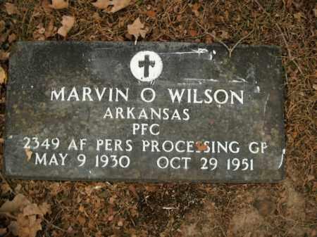 WILSON, MARVIN O. - Boone County, Arkansas | MARVIN O. WILSON - Arkansas Gravestone Photos