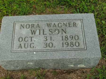 WILSON, NORA - Boone County, Arkansas   NORA WILSON - Arkansas Gravestone Photos