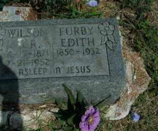 WILSON, S.R. - Boone County, Arkansas   S.R. WILSON - Arkansas Gravestone Photos