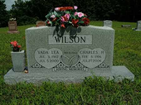 WILSON, VADA LEA - Boone County, Arkansas   VADA LEA WILSON - Arkansas Gravestone Photos