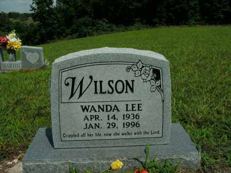 WILSON, WANDA LEE - Boone County, Arkansas | WANDA LEE WILSON - Arkansas Gravestone Photos
