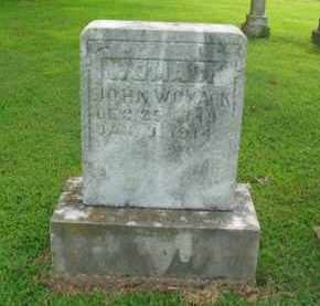 WOMACK, JOHN - Boone County, Arkansas | JOHN WOMACK - Arkansas Gravestone Photos