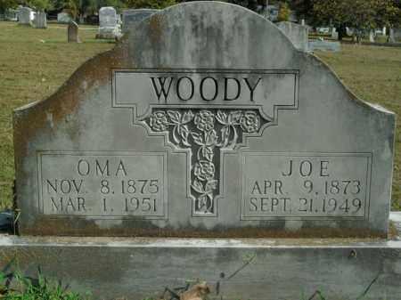 WOODY, JOE - Boone County, Arkansas   JOE WOODY - Arkansas Gravestone Photos
