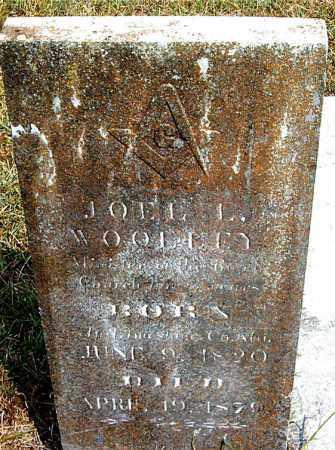 WOOLLEY, JOEL  L. - Boone County, Arkansas | JOEL  L. WOOLLEY - Arkansas Gravestone Photos