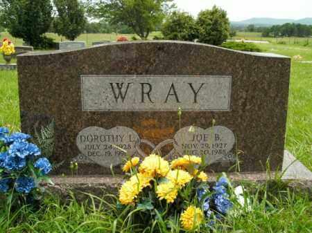 WRAY, DOROTHY L. - Boone County, Arkansas   DOROTHY L. WRAY - Arkansas Gravestone Photos