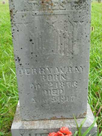WRAY, JERRY - Boone County, Arkansas | JERRY WRAY - Arkansas Gravestone Photos