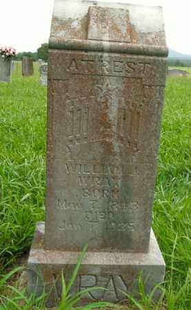 WRAY, WILLIAM J. - Boone County, Arkansas | WILLIAM J. WRAY - Arkansas Gravestone Photos