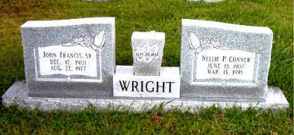 WRIGHT, NELLIE  PEARL - Boone County, Arkansas | NELLIE  PEARL WRIGHT - Arkansas Gravestone Photos