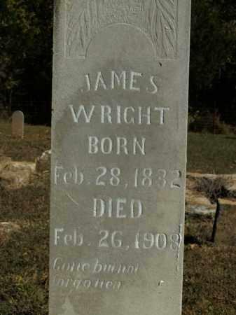 WRIGHT, JAMES - Boone County, Arkansas | JAMES WRIGHT - Arkansas Gravestone Photos