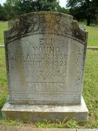 YOUNG, ELI - Boone County, Arkansas | ELI YOUNG - Arkansas Gravestone Photos