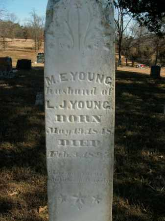 YOUNG, MICHAEL ELBERT - Boone County, Arkansas | MICHAEL ELBERT YOUNG - Arkansas Gravestone Photos