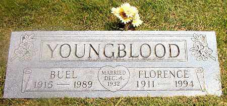 YOUNGBLOOD, FLORENCE - Boone County, Arkansas | FLORENCE YOUNGBLOOD - Arkansas Gravestone Photos