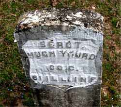 YOURD  (VETERAN UNION), HUGH - Boone County, Arkansas | HUGH YOURD  (VETERAN UNION) - Arkansas Gravestone Photos