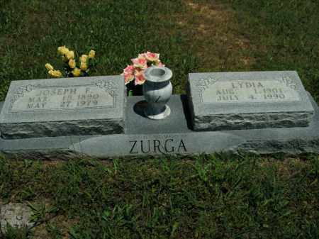 ZURGA, JOSEPH F. - Boone County, Arkansas   JOSEPH F. ZURGA - Arkansas Gravestone Photos