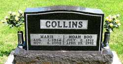ROBERTS COLLINS, MARIE - Boone County, Arkansas | MARIE ROBERTS COLLINS - Arkansas Gravestone Photos