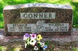 CONNER, WILBURN - Boone County, Arkansas | WILBURN CONNER - Arkansas Gravestone Photos
