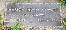 COWART  (VETERAN), MARION HUGO - Boone County, Arkansas   MARION HUGO COWART  (VETERAN) - Arkansas Gravestone Photos