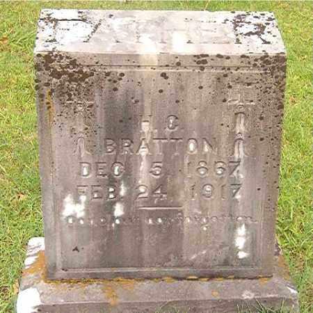 BRATTON, H C - Bradley County, Arkansas | H C BRATTON - Arkansas Gravestone Photos