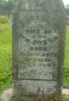 JONES, LOUISA J. - Bradley County, Arkansas | LOUISA J. JONES - Arkansas Gravestone Photos